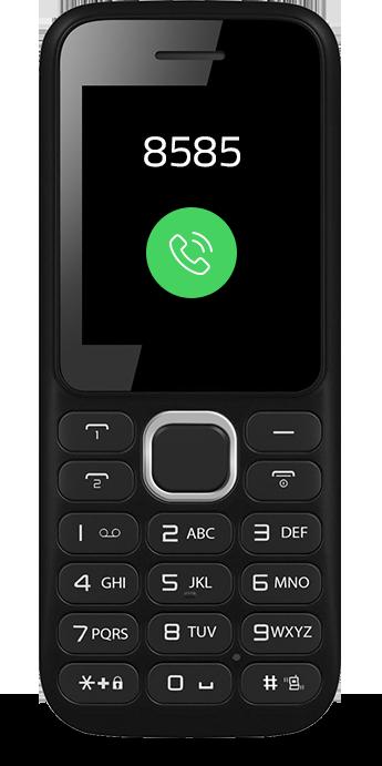 Appeler 8585